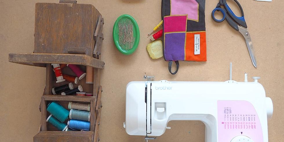 Cours de couture // contenu libre // 14.04.18 // matin