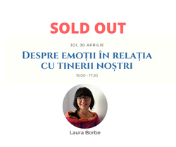 Laura Borbe Emotii SOLD OUT