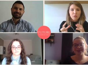 Interviurile FUTURE #2: Ce aș fi vrut să învăț mai repede?