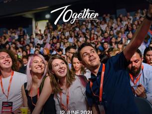 TEDxCluj 2021 - Maratonul de inspirație continuă cu a zecea ediție