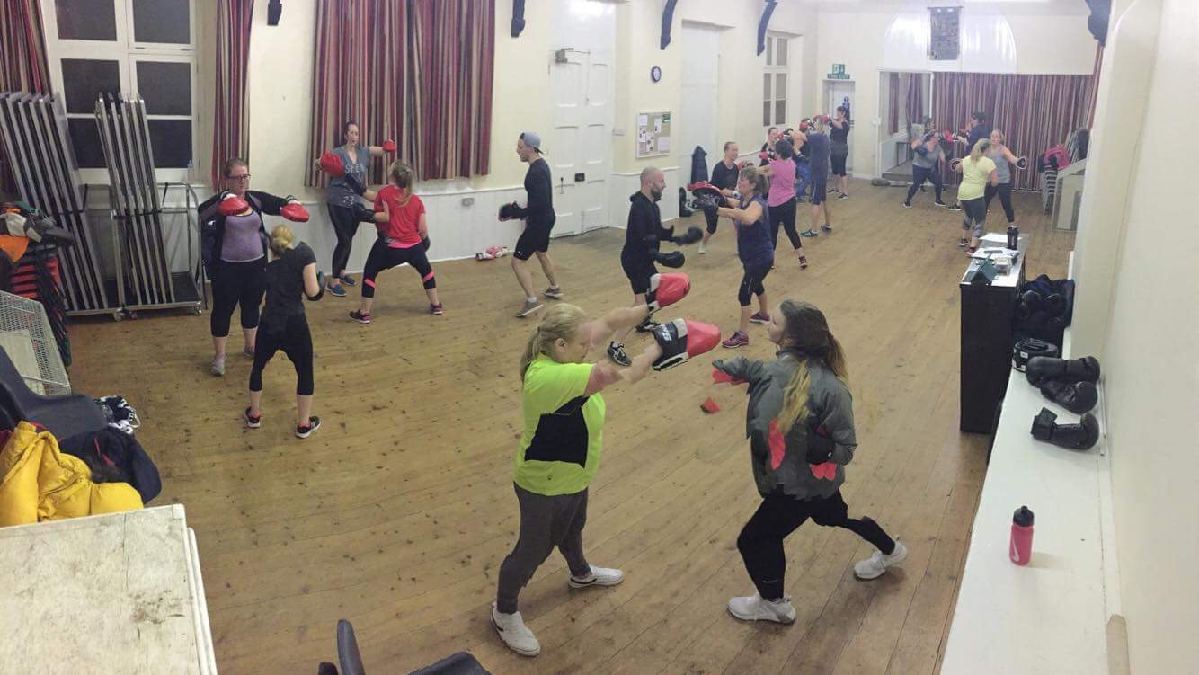 Wednesday Boxercise