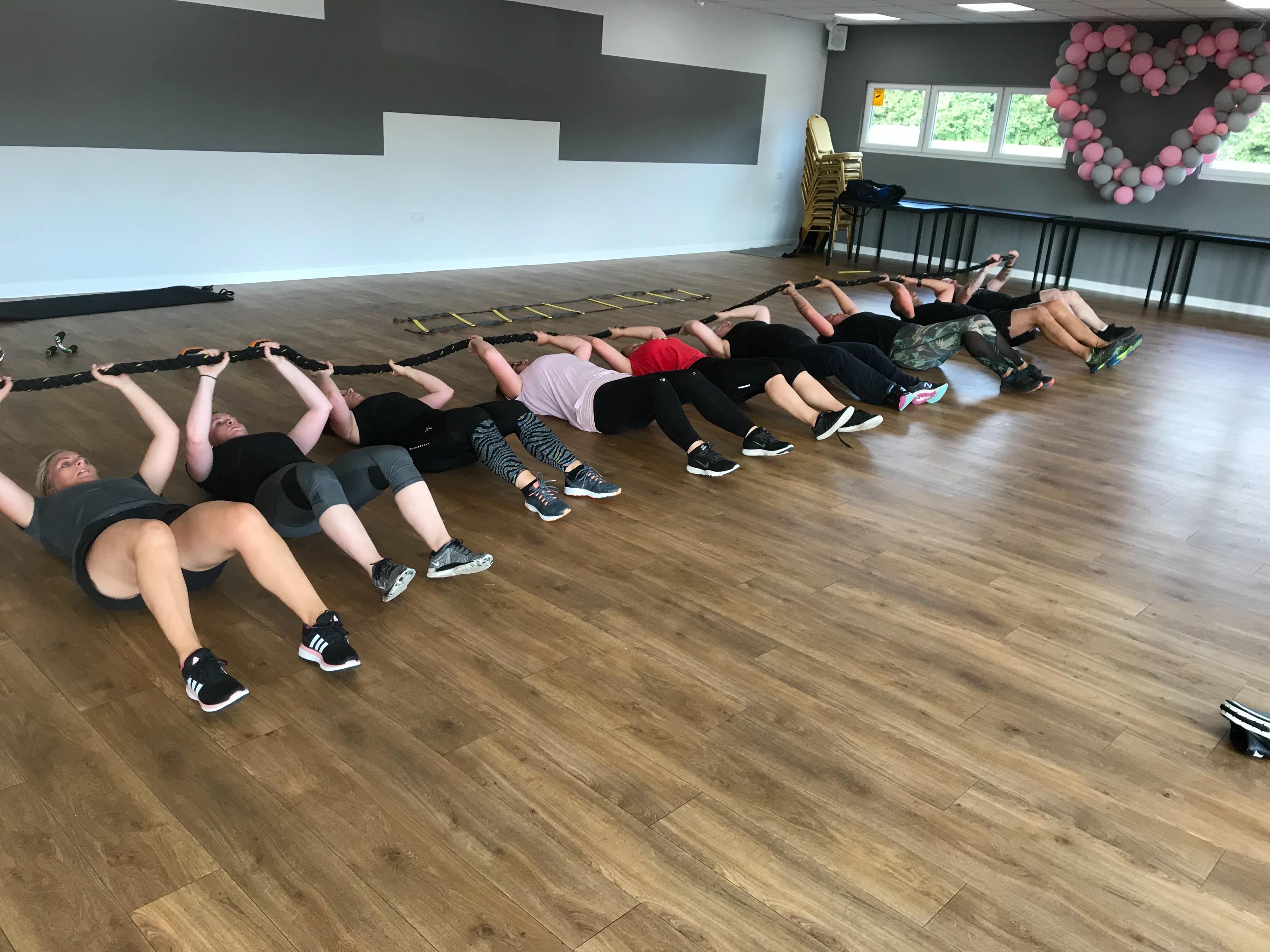 Working Abs at Circuits