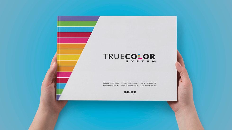 True Color System - Volume I - Papel Revestido