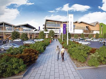 Tollgate Retail Park Colchester