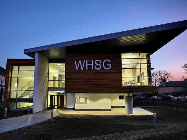 Westcliff High School for Girls West Wing