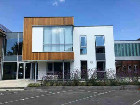 Westcliff High School for Girls Hylands House