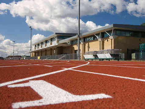 Chelmsford Athletics Centre
