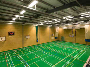 Southend High School for Boys Sports Hall