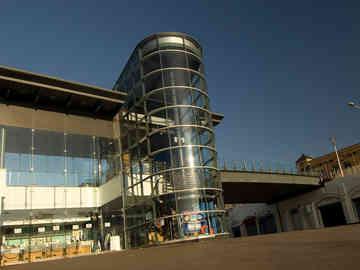 Southend Pier Entrance