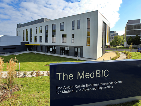 Anglia Ruskin University - MedBIC