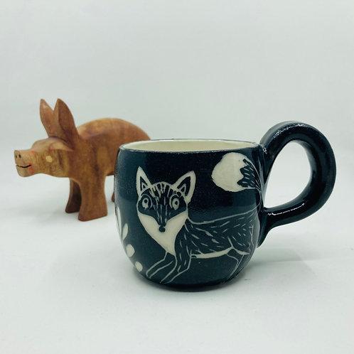 fox little mug
