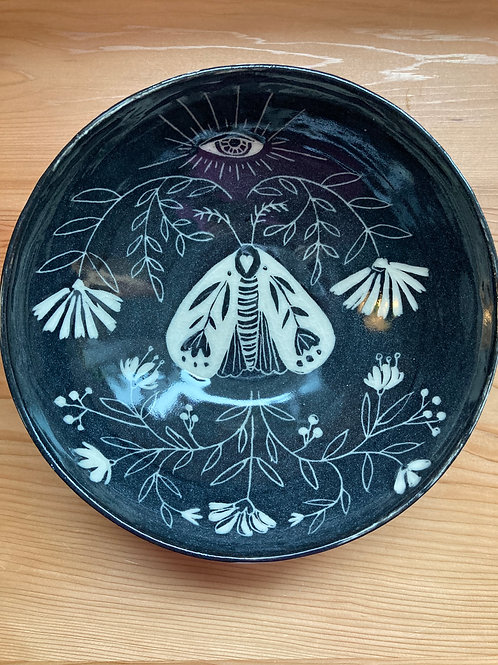 moth buddha/ ramen /salad bowl