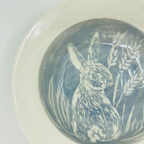 grey bunny deep dish