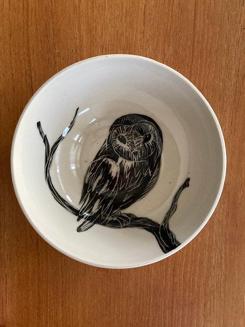 owl soup bowl