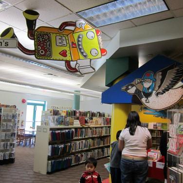 Bruce Hutchinson library, Victoria BC