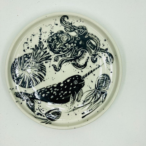 marine plate/tray