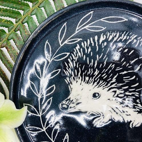 hedgehog plate/tray