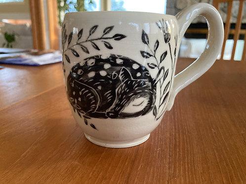 oh deer mug L