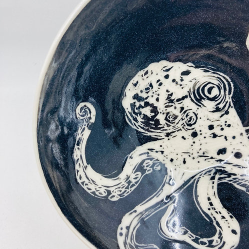 octopus large bowl
