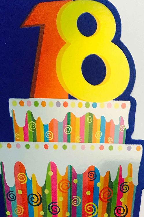 18 Torta BC 20