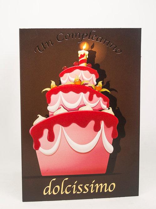 Compleanno Torta BC 160