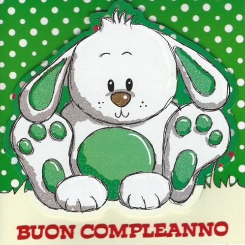 Coniglio verde BL 1