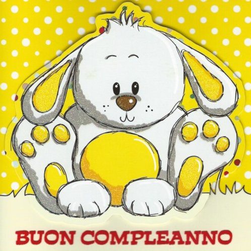 Coniglio giallo BL 2