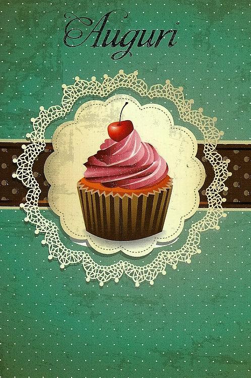 Cupcake Ciliegia BC 170
