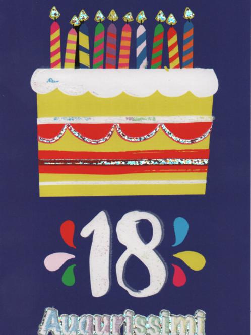 18 Colori BC 128
