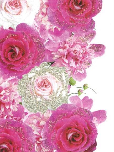 Rose e glitter oro BC 110