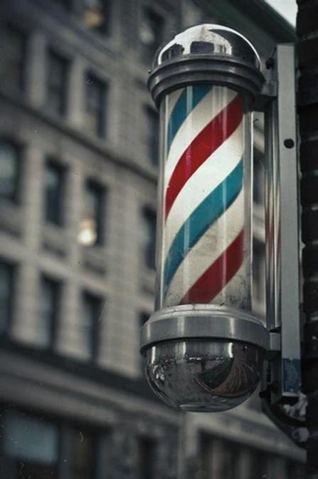 Barbershop outdoor Signs