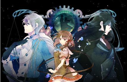 """【キャスト・絵師募集】女性向け恋愛ダークファンタジーADVゲーム ��Clockwork Fate"""""""