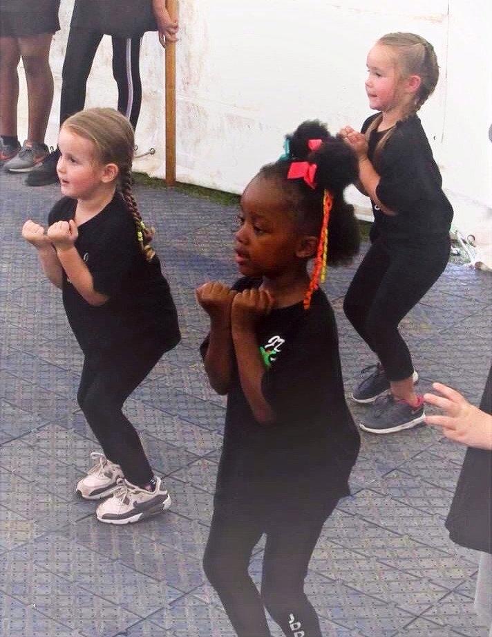 Wednesday Street Dance (4 Classes)