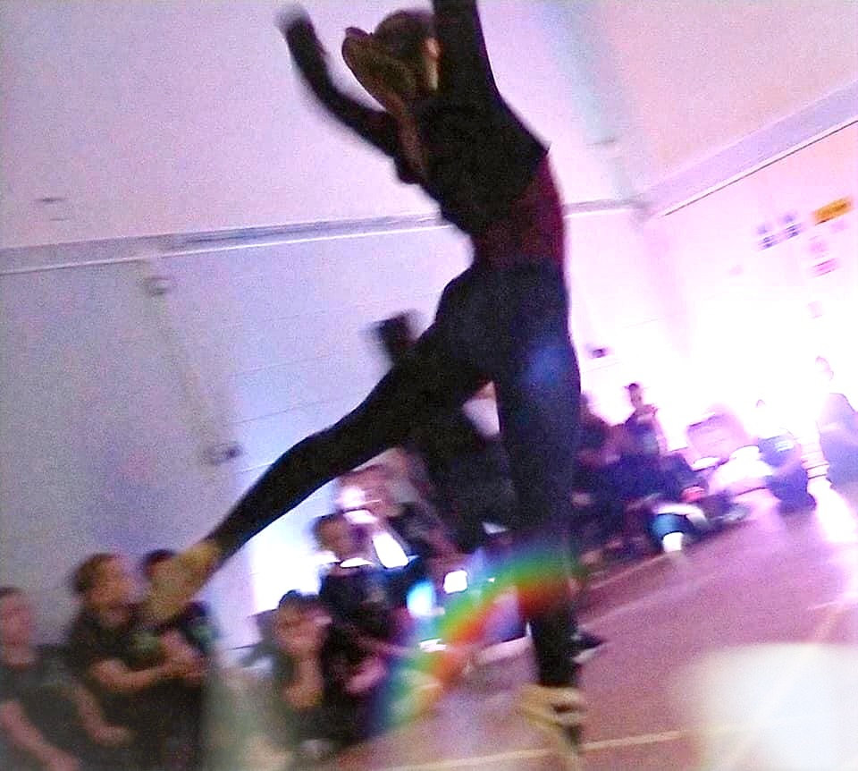 Contemporary Dance (4 Classes)