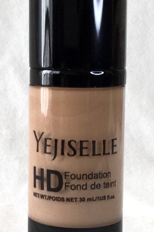 Medium Beige HD Liquid Foundation