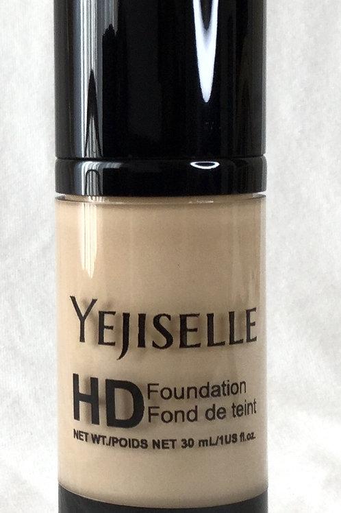 Light Ivory Liquid HD Foundation