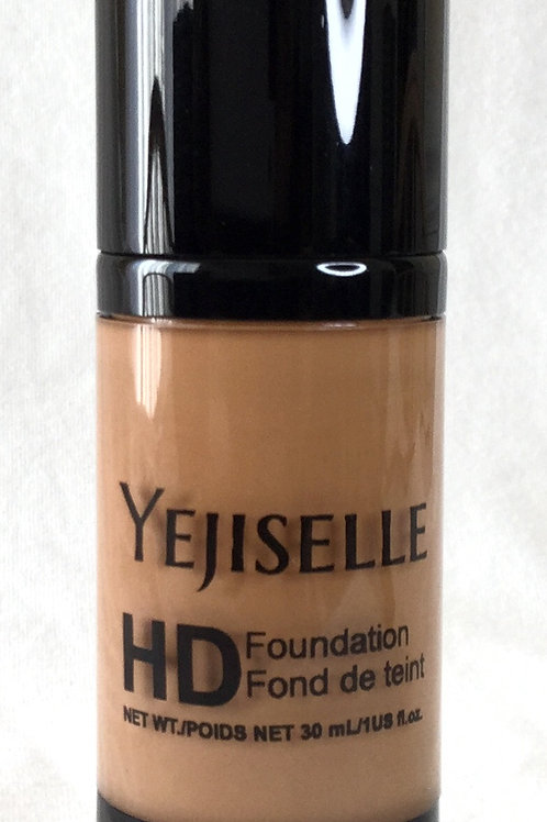 Dark Tan HD Liquid Foundation