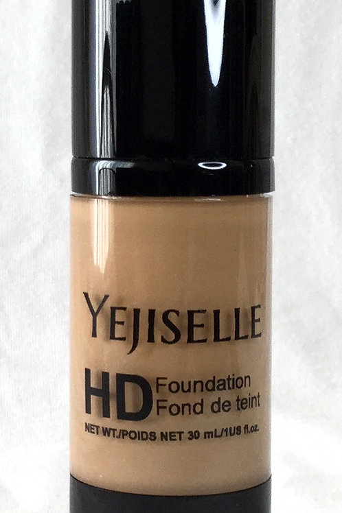 Medium Tan HD Liquid Foundation