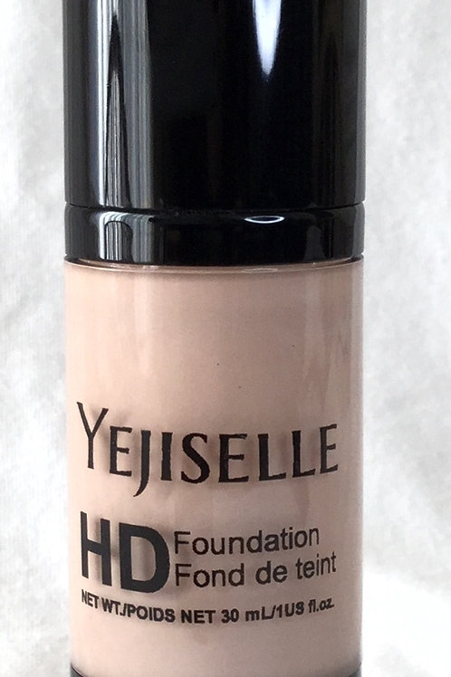 Extra Light Porcelain HD Liquid Foundation