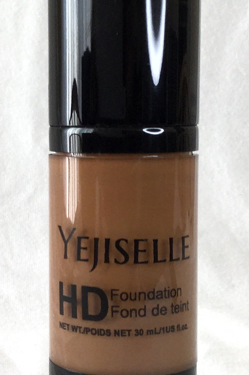 Almond HD Liquid Foundation