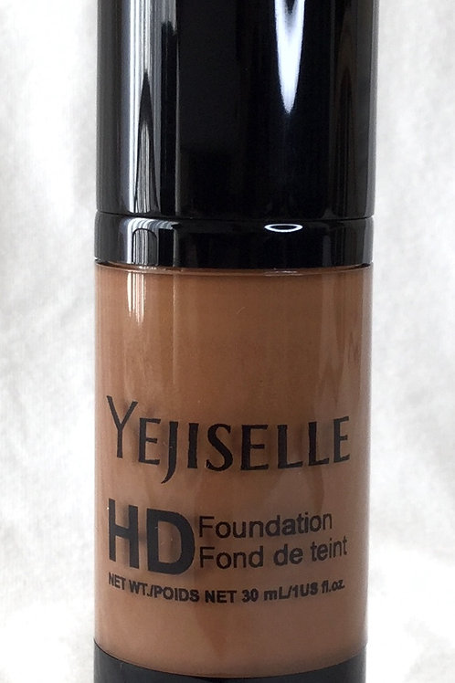 Caramel HD Liquid Foundation