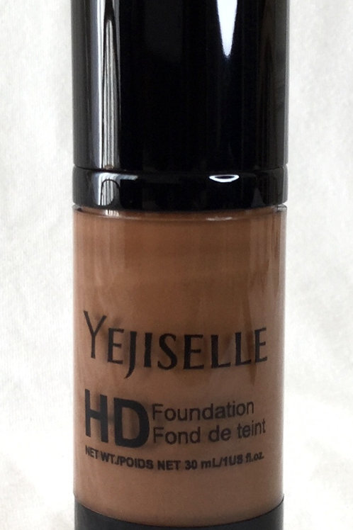 Coffee Bean HD Liquid Foundation