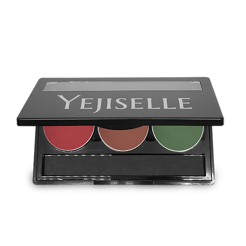 The Holiday Eyes Uncovered Eyeshadow Trio Palette