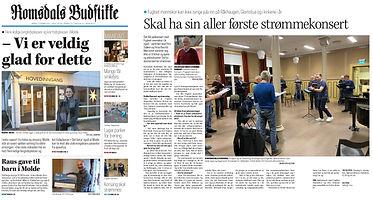 FMK YSJE Romsdals Budstikke desember 202