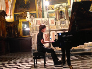 A Day in Naples:  Young Artist Series #3 and Liszt Mini-festival
