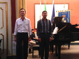 Concert Recap:  Festival Duo Concert - James Giles and Yoshikazu Nagai