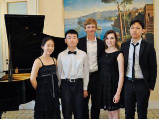 Young Artist Series:  First Concert Recap