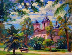 Palacio Monasterio del Temple - Oil