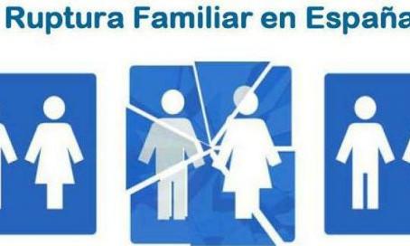 Crecen los divorcios en España