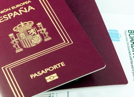 Pasaporte para los Menores de Edad